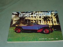 ANTIQUE AUTOMOBILE Vol.44 No.4 July Aug 1980